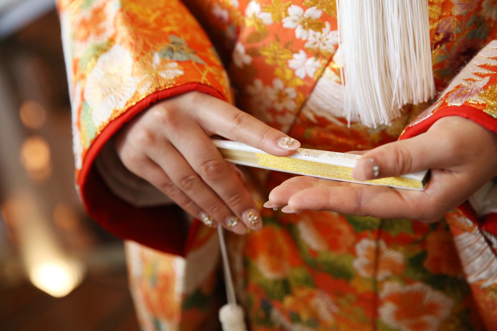 花嫁道中撮影